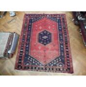 7x9 Hand Knotted Semi-antique Tribal Rug Pix-23548
