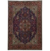 8x12 Authentic Hand-knotted Oriental Signed Rug B-81249