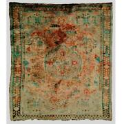 5x8 Authentic Hand-knotted Antique Tribal - Rug B-78834