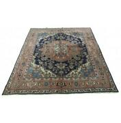 Pristine 8x10 Authentic Hand Knotted Antique Rug Pix-23703