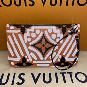 Louis Vuitton Crafty Pouch Pochette Limited Edition Sold Out New With Receipt