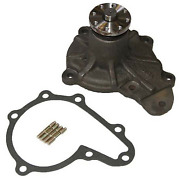 For Mazda Rx-7 R2 1.3l 1986-1988 Metal Impeller Engine Water Pump And Gasket Gmb