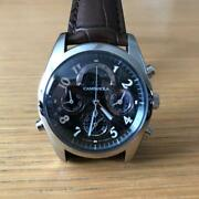 Citizen Used Campanola Mens Watch Authentic Working