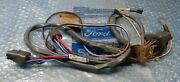 Mk1 Escort Twin Cam Genuine Ford Nos R/h Engine Compartment Wiring Assy - R/h/d