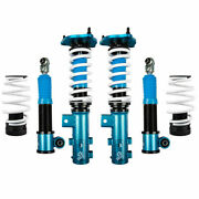 Five8 Industries For 10-13 Kia Forte Full Coilovers Height Adjustable