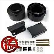 For 1994-2002 Ram 1500 2500 3500 4x4 3 Front Spacers Level Lift Kit W/ Sway Bar