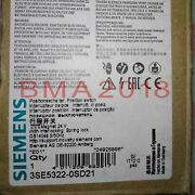 1pc New In Box Siemens Limit Switch 3se5322-0sd21 1 Year Warranty Fast Delivery