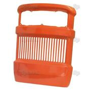 S.60242 Grille Front W/out Upper Screen W/o Fits Allis Chalmers
