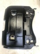 67 2004 Yamaha Grizzly 660 4x4 Rear Trunk Fender Plastic Lid Cover