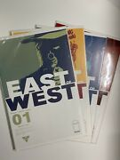East Of West 1 - 4 Hickman Nm Comic Book Lot