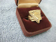 14k Gold Very Rare Austin Powers One Of One Dr.evil Pinky Ring