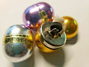 Vintage 12 Old Capsule Lighters Gumball Vending Machine Prizes New Old Stock