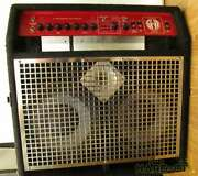 Used Swr Bass Combo Amp Super Red Head With Power Cable