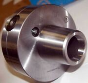 Bison-bial 5 Universal 5c Forged Steel Collet Chuck W/2-1/4x 8 Mounting