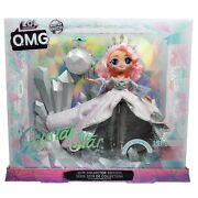 Lol Surprise Omg Crystal Star Doll 2019 Collector Edition Winter Disco Light Up