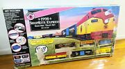 Life-like Ho Scale 1998 Shop Rite F-7 Diesel Missing Some Tracks See Details