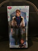 Disney Store 1st. Edition Authentic Frozen Hans 12 Classic Doll - Brand New