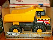 New In Package Tonka Mighty Dump Truck 354 Steel Classics Vehicle 2015