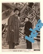 Rare Roddy Mcdowall Vintage Original Signed Photo Autograph Wwii Fritz Lang Film