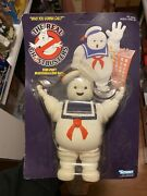Vintage The Real Ghostbusters Stay Puft Marshmallow Man Sealed 1986 Rare Kroger