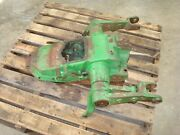 1961 John Deere 2010 Gas Tractor 3pt Hydraulic Lift Top Cover Assembly