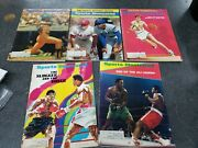 Lot Of 5 Vintage Sports Illustrated Magazines July Sep Dec 1969 March 1 15 1971