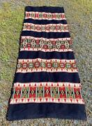 Museum Quality Norwegian Textile Weaving 1800s Xl 9and039 X 3and039 Handwoven Tapestry