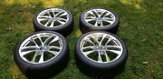 20 Chevy Camaro Ss Oem Forged Wheels With Staggered Goodyear Eagle F1 Tires