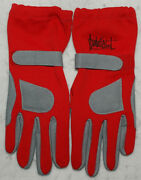 Jackie Stewart Signed - Autographed - Racing F1 Gloves Pair With Proof