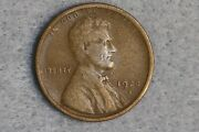 1920-s 1c Lincoln Wheat Cent Penny Early Us Type Coin Album Set Break