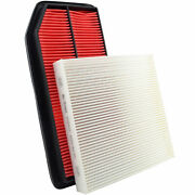 Engine Air Filter And Cabin Air Filter Kit For Honda Ridgeline 3.5l 2006-2014