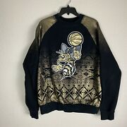 Stall And Dean First On The Field Basketball Sweatshirt Mens Size Large