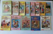 Lot Of 14 Original Babysitters Club Books Bsc Vintage Guc To Vguc Hard To Find