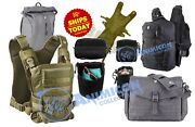 Mission Critical Daypack Backpack Baby Carrier Liner Diaper Zip Bundle New 2021