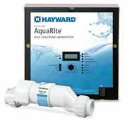 Hayward W3aqr15 Aquarite Electronic Salt Chlorination System For In-ground Cell