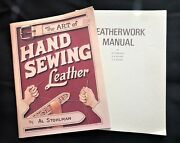 Leatherwork Manual By Al Strohman Publisher Tandy Leather Company, 1984