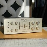 Used Marantz Stereo Control Amplifier Model 3300 With Power Cable Rare