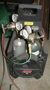 Smith Complete Little Torch Acetylene And Oxygen System Plus Extras