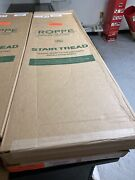 Case Of 6 Roppe Kevlar Dupont Rectangle Stair Treads Non Slip Ultra Durable 48andrdquo