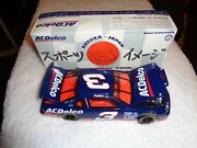 Dale Earnhardt Ac Delco Japan Car 1/24 Limited Edition