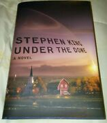 Under The Dome By Stephen King 1st Edition