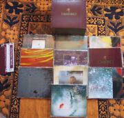 Used 4ad Cocteau Twins All Singles Uk 10 Cd Set Box With Separate Manual Rare