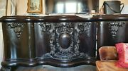 Baroque Style Furniture Dining Room Furniture Set - 9 Pieces