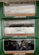 Hess Mini Empty Box Lot Of 3 - 2 From 2103 And 1 From 2009 No Trucks