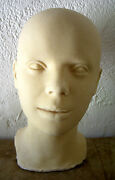 Judy Garland Latex Head From Movieland Wax Museum Mold Dorothy By Pat Newman