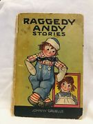 Raggedy Andy Stories By Johnny Gruelle 1920 42nd Edition