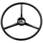 Ihs419 Steering Wheel -- Fits Farmall 350 450 560 And More Fits International