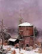 Campbell Scale Models Ho Scale Northern Water Tank | Bn | 376