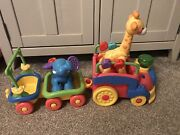Fisher Price Animal Train Toy Sounds With Animals