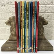 Lot Of 11‼ Charlie Brown's Encyclopedia Books Funk And Wagnalls Hc 1-8,10,12,15